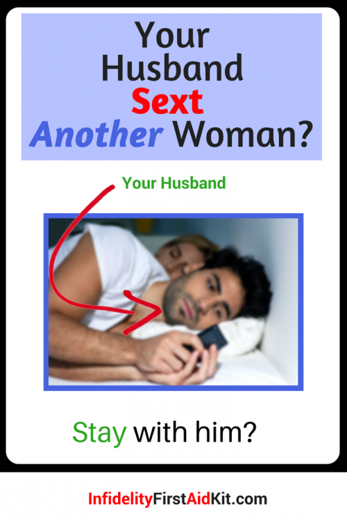 Does sexting lead to affairs