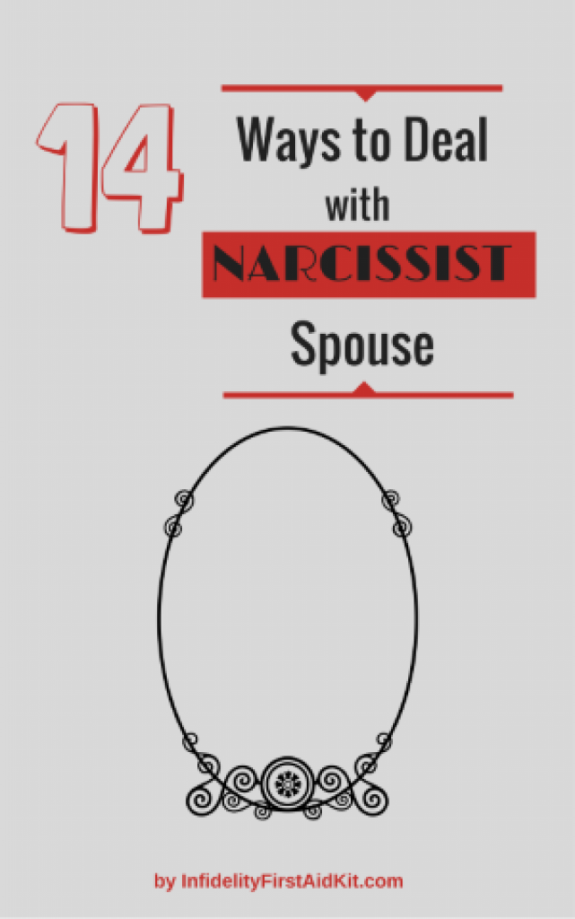 recovery from a narcissistic marriage