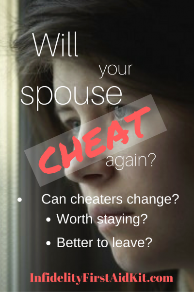 Has my wife ever cheated on me