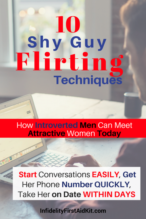 shy guy flirting moves Traditionally its the boys who make the first move 16 signs a shy girl likes you next ← 16 signs a shy guy likes you.