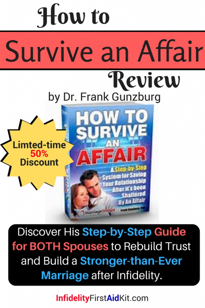Dr Frank Gunzburg: How to Survive an Affair Review [Scam or