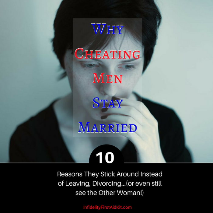 Why married men cheat
