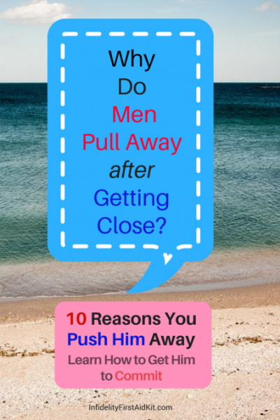 Push pull technique dating after divorce