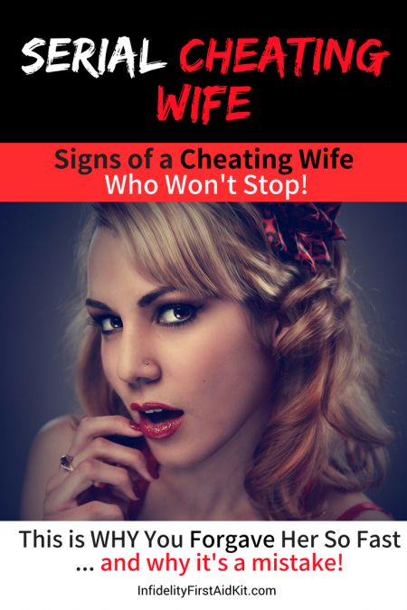 Cheating wife to How forgive for